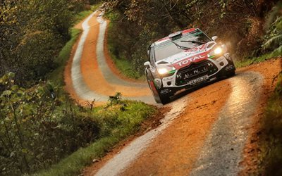 kris meeke, rally wales, citroen, 2015, world cup, paul nagl, ds3