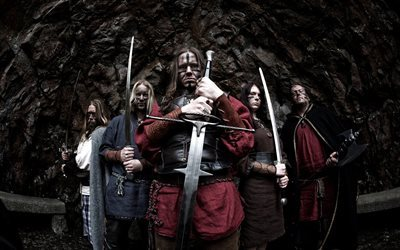 folk metal, finland, ensiferum, speed metal