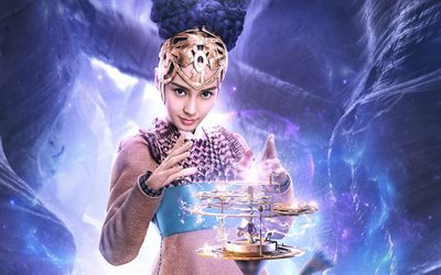 arti marziali, fantasia, league of gods, cina, 2016, fan bingbing