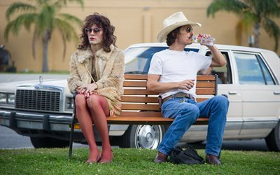 2013, film, jared leto, matthew mcconaughey