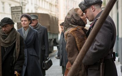 film, 44, 2015, tom hardy, child 44, noomi rapace