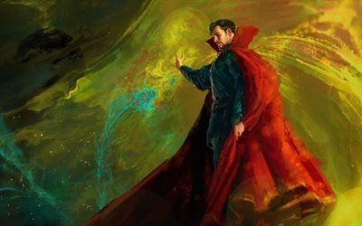 fiction, 2016, doctor strange, benedict cumberbatch