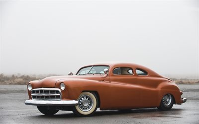 hot rod, ford, costom, 1941, fender extensions, coupe
