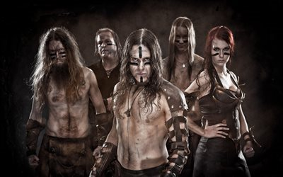 ensiferum, finland, folk metal, speed metal