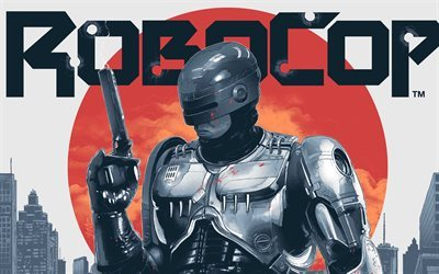 fiction, 1987, robocop, action