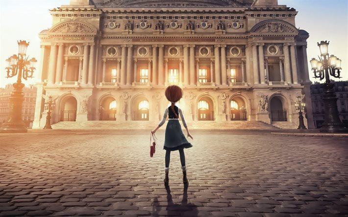 Scarica sfondi francia canada 2016 ballerina cartone animato per