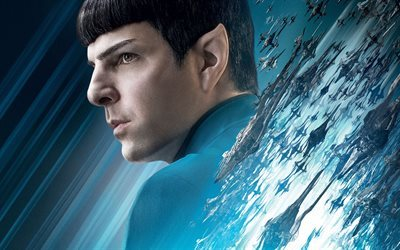 fiction, 2016, zachary quinto, commander spock