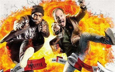 two guns, netherlands, series, action, after detail, comedy