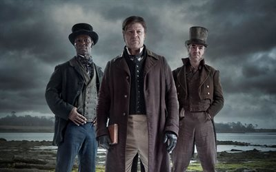 chronicles of frankenstein, richie campbell, 2015, series, sean bean, charlie creed-miles