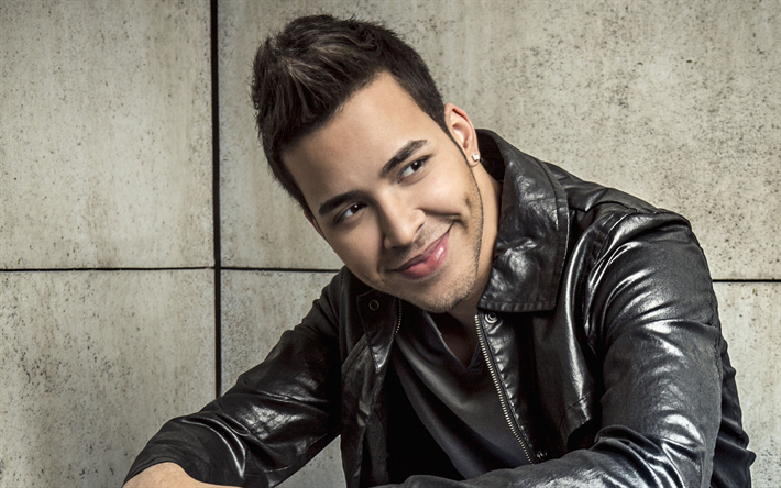 Download Wallpapers Prince Royce 2017 Celebrity American Singer