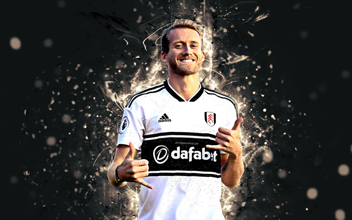 Download Wallpapers Andre Schurrle, 4k, Abstract Art