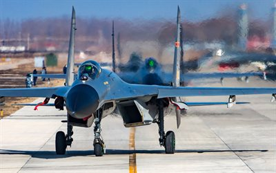 Shenyang J-11, Flanker-L, Air superiority fighter, Peoples Liberation Army Air Force, Chinese military aircraft, China