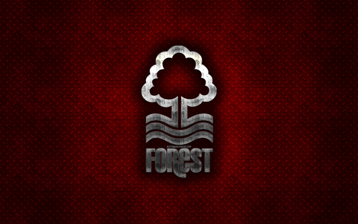 Download Wallpapers Nottingham Forest Fc English Football