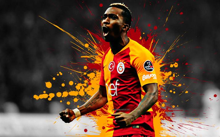 Indir Duvar Kağıdı Henry Onyekuru, Galatasaray, Nijeryalı