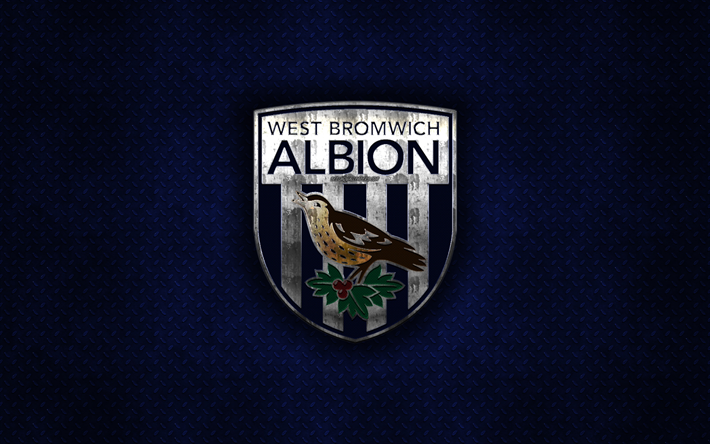 Download Wallpapers West Bromwich Albion FC, English