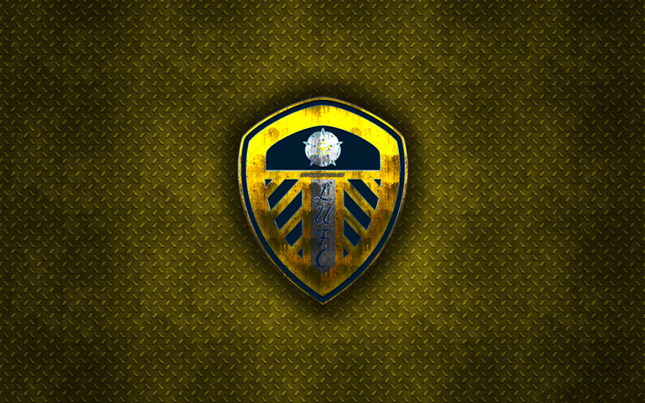 Download wallpapers Leeds United FC, English football club