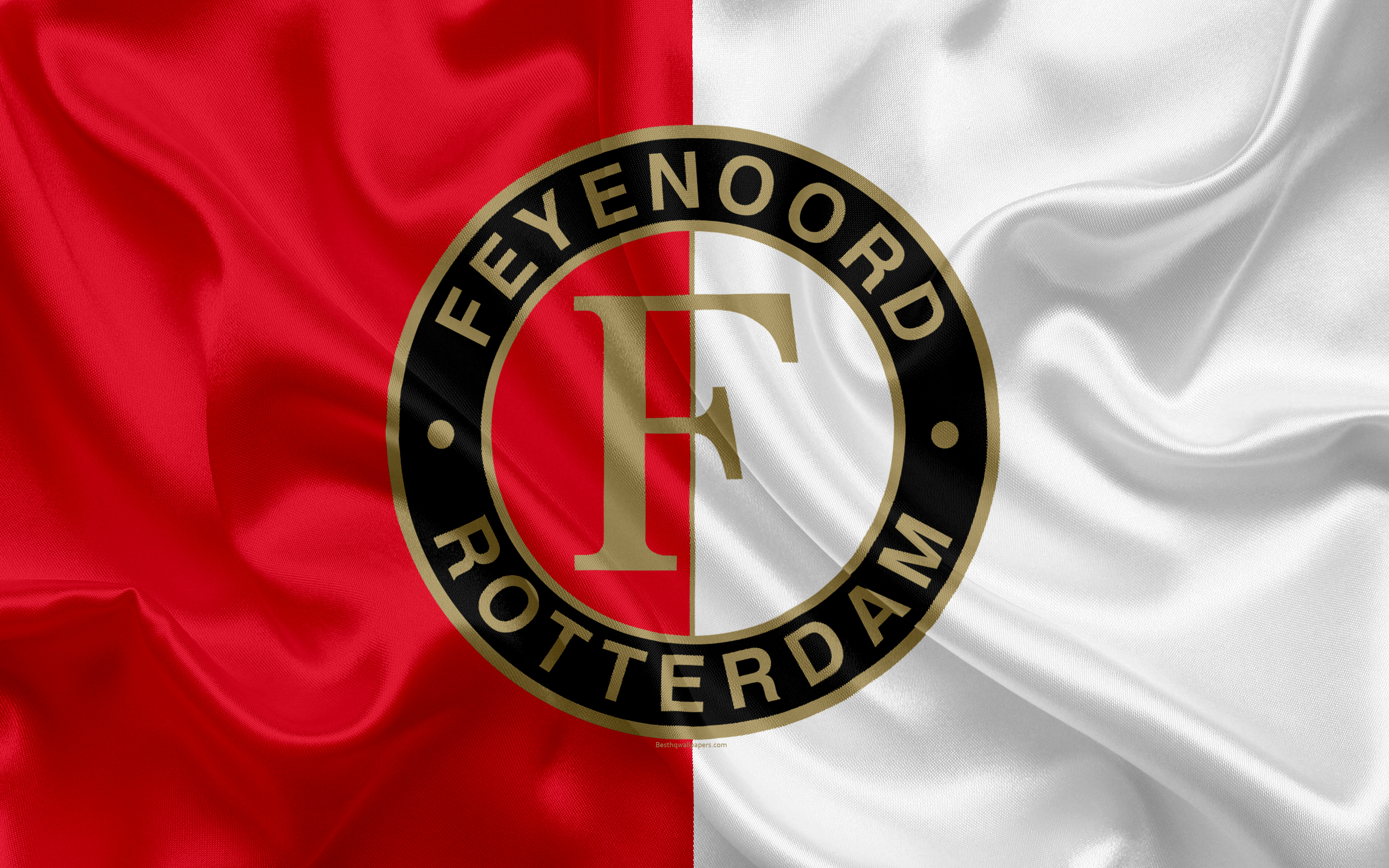 download wallpapers feyenoord eredivisie 4k dutch