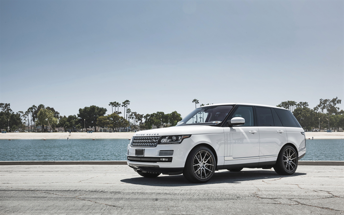 Range Rover Best Luxury Cars: Download Wallpapers Range Rover Vogue, Tuning, British