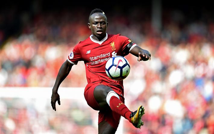 Download Imagens Sadio Mane, Liverpool, Jogadores De