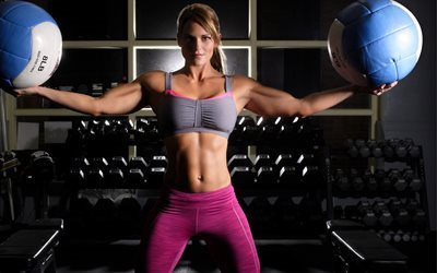 fitness, workout, gym, perfect body, fitness ball