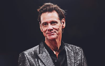 4k, Jim Carrey, 2019, american actor, movie stars, James Eugene Carrey, american celebrity, Jim Carrey photoshoot
