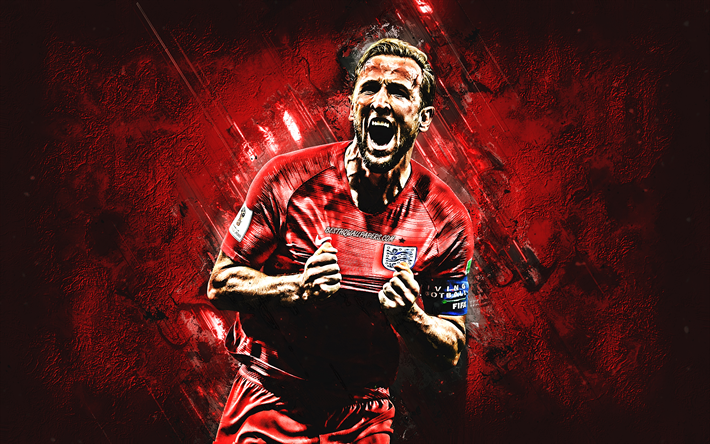 Download Wallpapers Harry Kane, England National Football