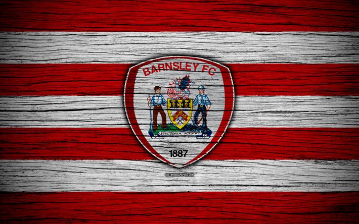 Download Wallpapers Barnsley FC, 4k, EFL Championship