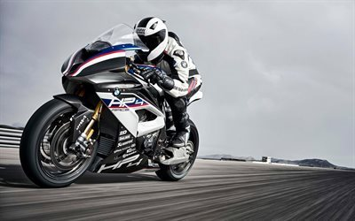 BMW HP4, 2017, New motorcycles, sports bike, Race Bike, BMW