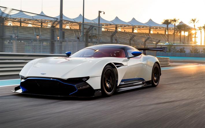 Herunterladen Hintergrundbild Aston Martin Vulcan 2018 Britische Supercar Racing Track Abu Dhabi Vereinigte Arabische Emirate Yas Marina Circuit Rennwagen Tuning Aston Martin Für Desktop Kostenlos Hintergrundbilder Für Ihren Desktop Kostenlos