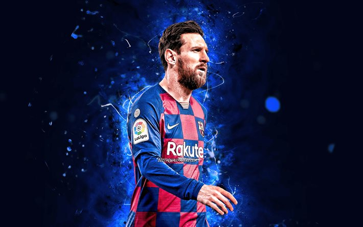 Leonel Messi Messi 2020 Wallpaper 4k