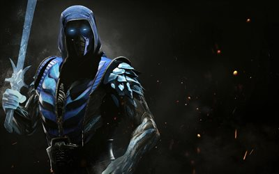 Sub-Zero, fighting, 2017 games, Injustice 2