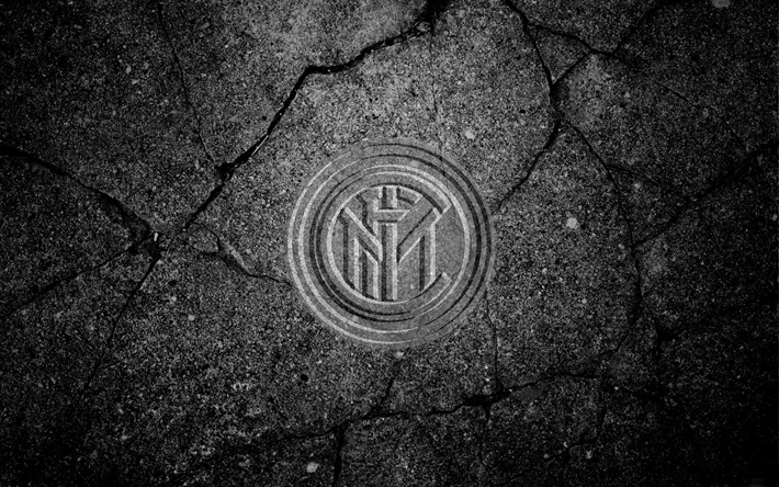 Download wallpapers inter milan logo stone texture serie a inter milan logo stone texture serie a internazionale voltagebd Image collections