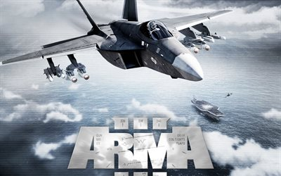 Arma 3, poster, tactical shooter