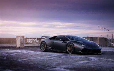 lp610-4, lb724, supercar, lamborghini huracan, sports cars
