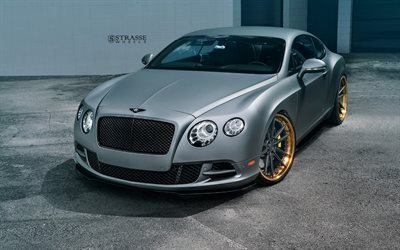 bentley, tuning, strasse roues