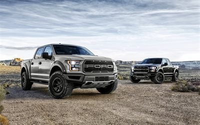 pickups, ford f-150, raptor, 2016