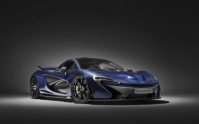 mso, sports cars, mclaren p1, 2016, tuning, new items