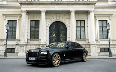 rolls-royce, ghost, tuning, 2015, luxury cars