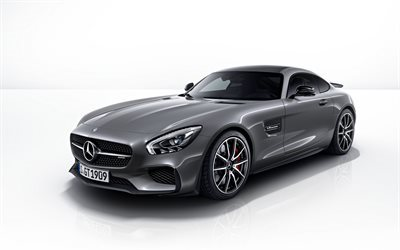 mercedes, sports coupe, amg gt, edition 1, 2015