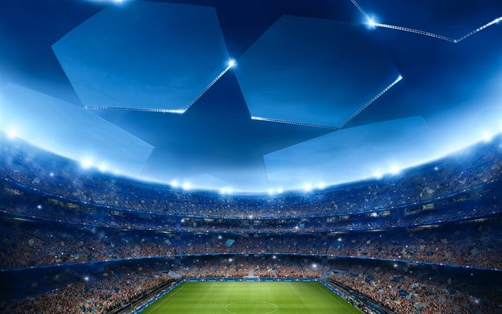 uefa, champions league, football stadium