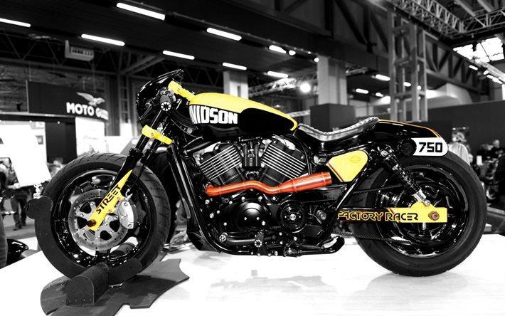 Scarica Sfondi Harley Davidson 2016 Mostra Bici Harley Davidson
