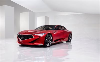 acura, 2016, new car, sports sedans