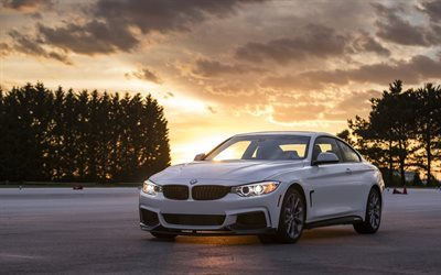 2015, zhp edition, 435i, coupe, bmw 4, f32, tuning, bmw m4, white bmw