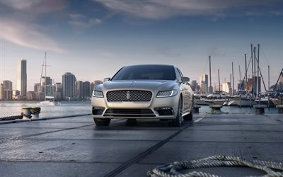 new cars, continental, lincoln, 2016, lincoln continental