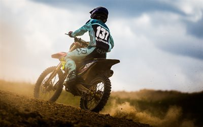 motocross, motorcycle, motorcycle racer, extreme sports