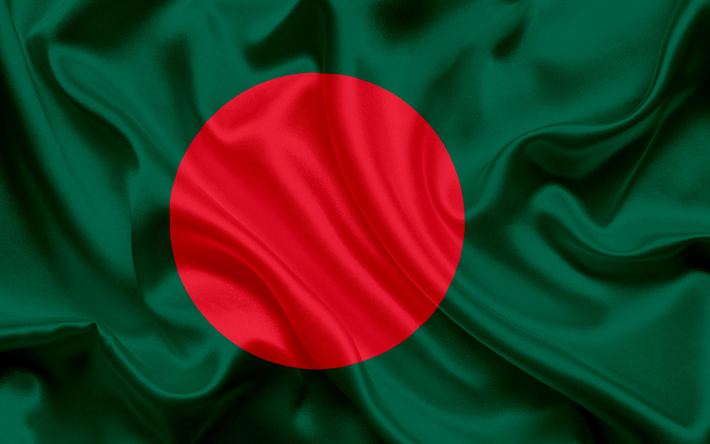 Download wallpapers bangladeshi flag bangladesh national symbols asia flag of bangladesh for - Bangladesh wallpaper download ...