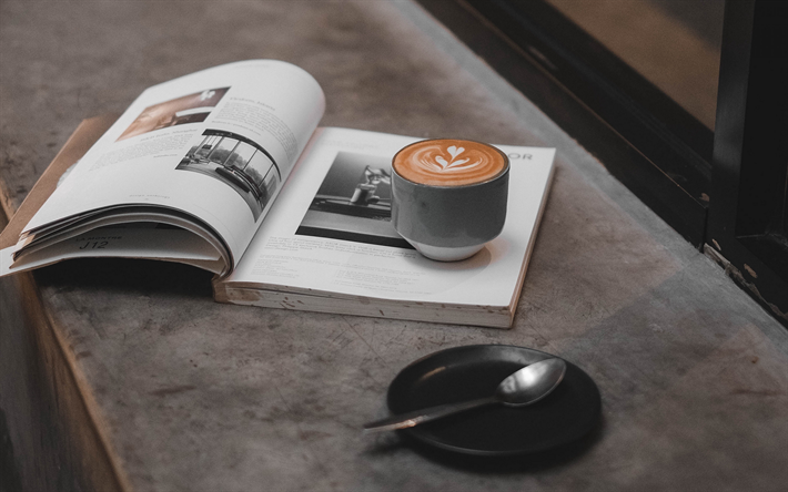 coffee, latte art, espresso, cup of coffee, coffee concepts