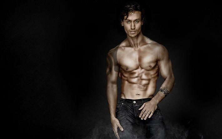 Wallpaper : DIVASOFT, men, hunks, muscles, biceps, abs, 4 ... |Man Abs Wallpaper