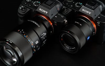 Sony Alpha 7R, videocamere, Sony Alpha a7 II, 5k