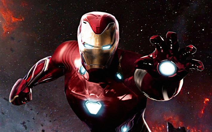 Descargar Iron Man 4 A2zp30: Descargar Fondos De Pantalla Iron Man, 2018 Película De